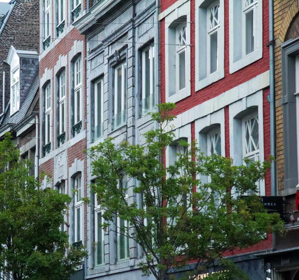 Appartementen Maastricht